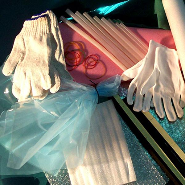 棉紗手套 1