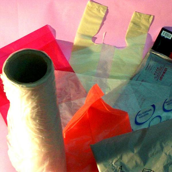 HDPE (高密度塑膠袋) 1